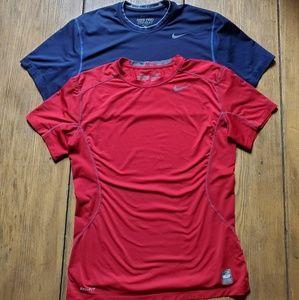 Nike Pro Combat Dri-Fit Shirts
